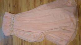 Suknia sukienka wieczorowa