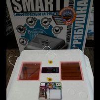 Инкубатор Рябушка SMART-TURBO, цифровой терморегулятор с керамическим