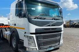 2016 VOLVO FM400hp TAG AXLE TRUCK TRACTOR ON SALE