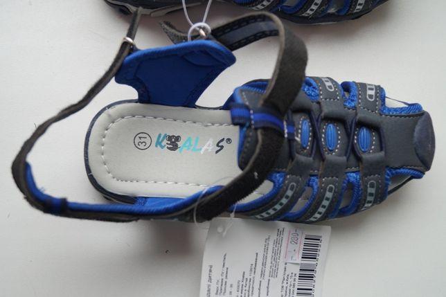 Босоножки, сандалии для мальчика, темно-синие, новые, 28,31 Киев - изображение 4