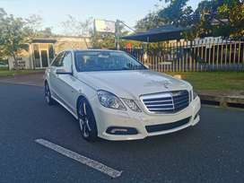 Mercedes Benz E350 CDI AVANTGARDE AUTOMATIC