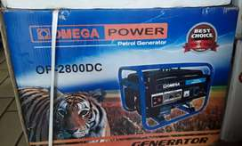 Omega Petrol Generator 2800DC for only R2800