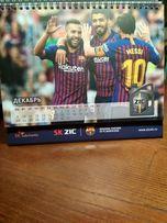 Календари Барселона Barcelona на 2019 Календарі Барселона
