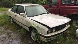 WANTED!! Bmw E30 2 door for project