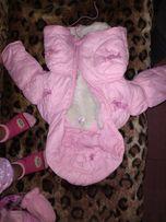 Зимний костюм от 0 до 1,5 г