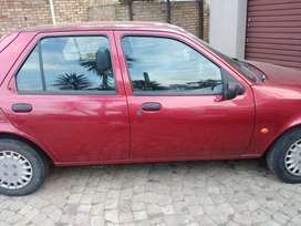 FORD FIESTA FOR SALE - UITENHAGE - GOOD CONDITION = R40 000