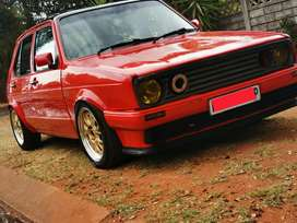 Selling my vw golf 1,8i with gotech fuel management system