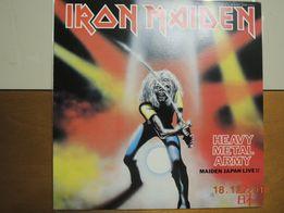 Виниловая пластинка Iron Maidan-Heavy Metal Army
