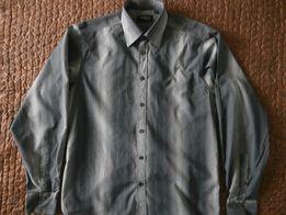 продам фирменную рубашку взрослому мальчику новая сток