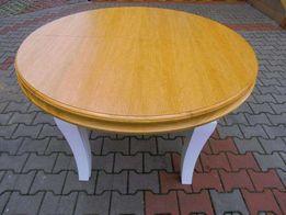Stół okragły rozkładany 140 cm x 340cm max Hit! dębowy Producent promo