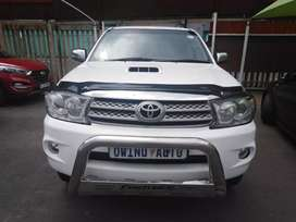 Used 2010 Toyota furniture 3.0D-4d