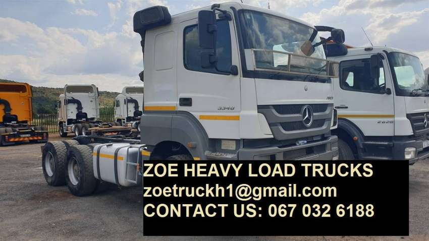 ZOE HEAVY LOAD TRUCKS 0
