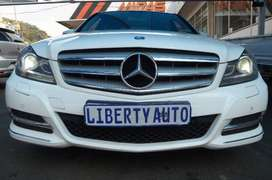 2013 Mercedes Benz CClass AUTO C200 Classic W204 Extended LIBERTY AUTO