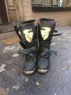Mx Thor Boots