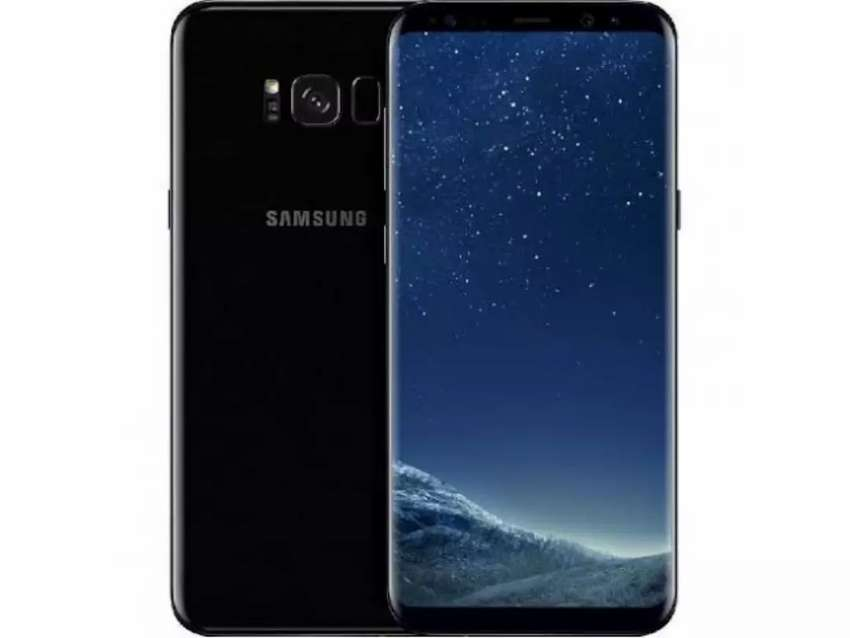 Duos galaxy s8+ box packed 0