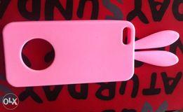 Чехол силиконовый для iPhone 5/5s