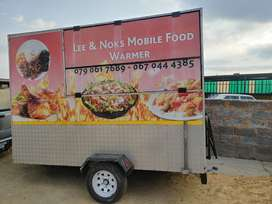I'm selling my mobile food wammer