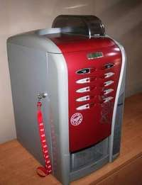 Image of Automatic coffee machine SAECO RUBINO 200