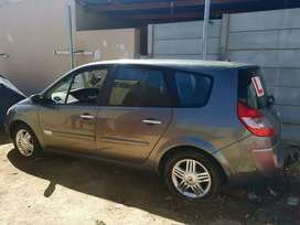 Renault Scenic 1.9 dci 7seater