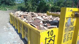 Drewno opałowe kominkowe -DĄB- 120 zł ,oflisy, dostawa gratis!