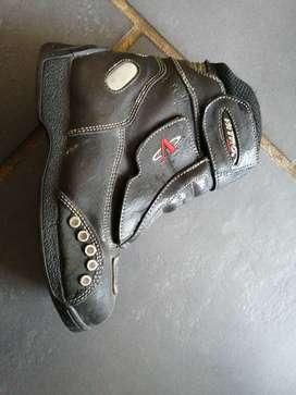 Lady's ankle Nitro bike boots for sale