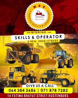 All mining operator and semi-skilled courses have been discounted.