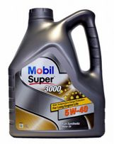 Масло моторное Mobil 5w-40 4литра