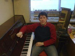 настройка пианино и роялей