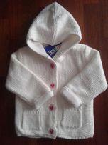 Sweter sweterek na polarku kurtka na polarze r.92 lupilu NOWY z metką