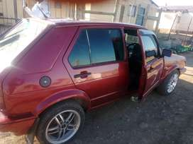 Golf 1.4i fuel injection
