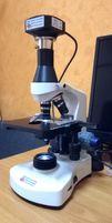 Цифровой темнопольный микроскоп нативная кровь гемосканирование видео