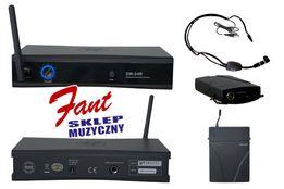 Mikrofon RH-Sound 2.4 GHz DW-24HL nagłowny i kraw