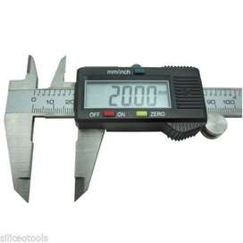 New! Digital Vernier Caliper Scale 0 to 150mm-Stainless Steel