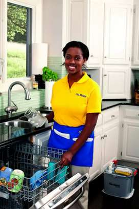 House maids needed urgently.
