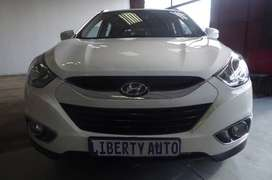 2013 Hyundai ix35 2.0 Executive Auto Limited 100,000km  LIBERTY AUTO