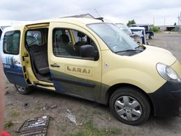 РАЗБОРКА Renault Kangoo ШРОТ Рено Кенго 2008-2012 ЗАПЧАСТИ Ситан