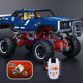 Never Released in South Africa Technic Crawler with Power Functions