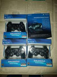 Image of Sony dualshock 3 ps3 controlers R400 each sealed original sony remotes