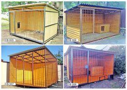 Вольеры для ваших собак , будки, клетки, загоны