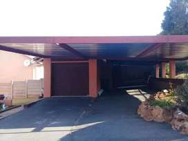 Executive Carport and patio installations