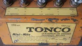 Tonco Oil  Cooled Welding machine