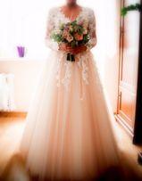 Suknia ślubna Maggio Romatti, model Kasey, rozmiar 36/38