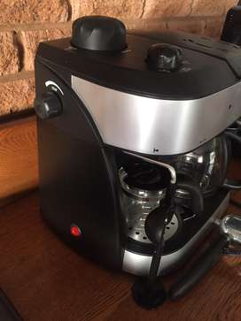 Boardmans Coffee machine