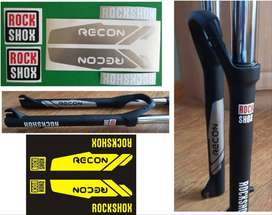 Rock Shox fork stickers decals graphics