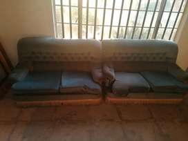 Two double couches