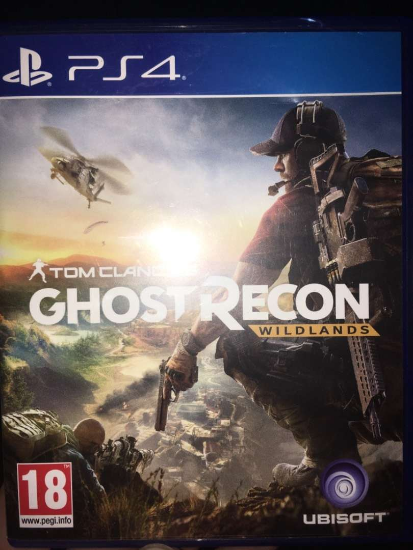 Tom Clancy's Ghost recon wildlands 0
