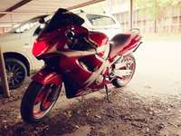 Image of honda cbr 600 f4 or to swop for a car