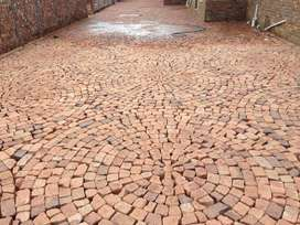 Paving at low prices