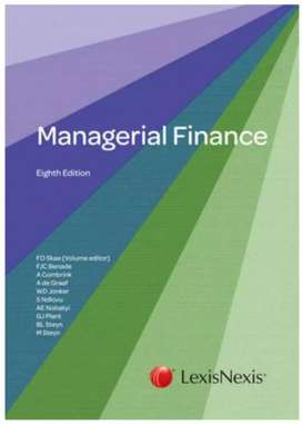 Financial & Statistical Textbooks