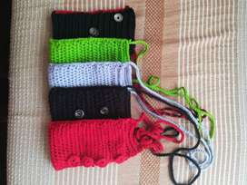 Wool Cellphone Pouch